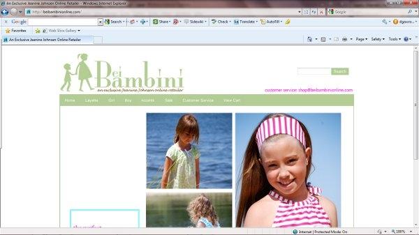 BeiBambiniOnline.com