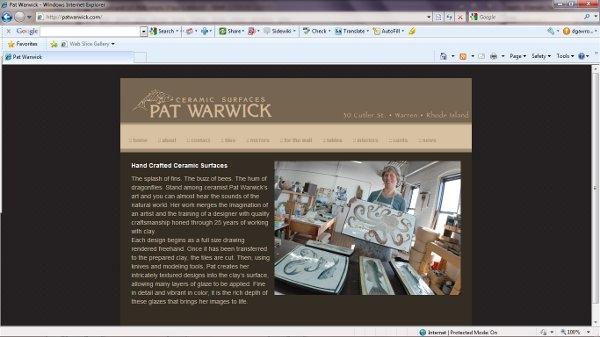 PatWarwick.com