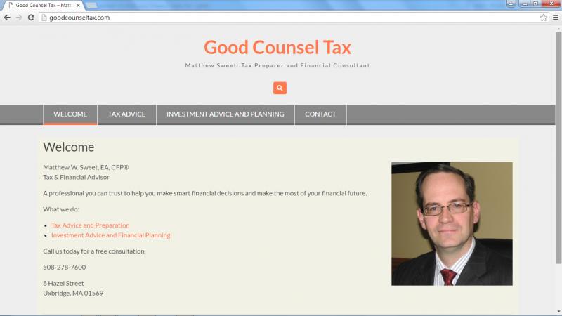 GoodCounselTax.com